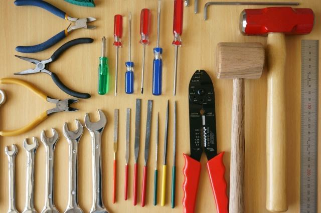 工具の種類